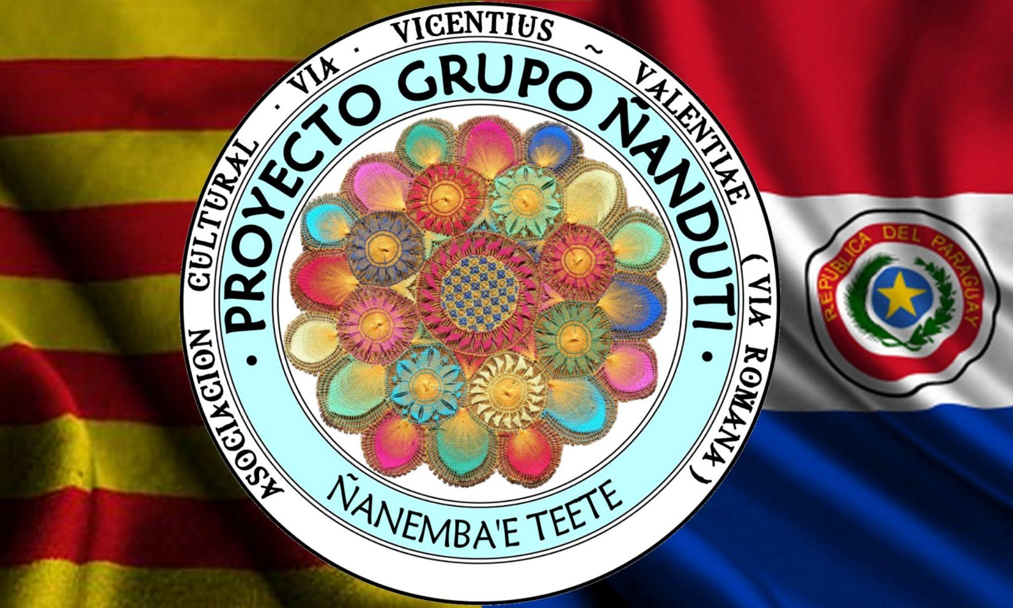Proyecto Grupo Ñandutí - Ñanemba'é Teet'é